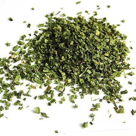 Лук зеленый сушеный резаный